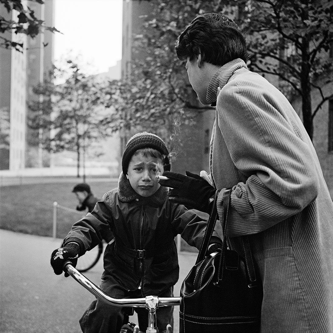 Vivian Maier, Photograph, New York 1954